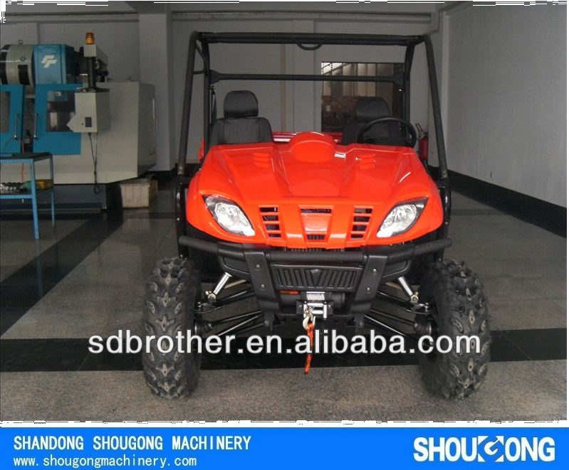 1000cc UTV 4WD diesel engine can be right drive