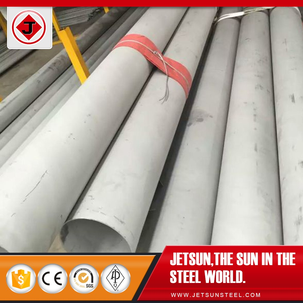 Best Sale 304 Stainless Steel Welded Pipe