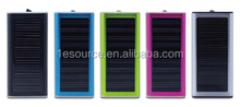 Wholesale 2017 hot new style mini solar pwoer bank for Glaxy note3/iPone
