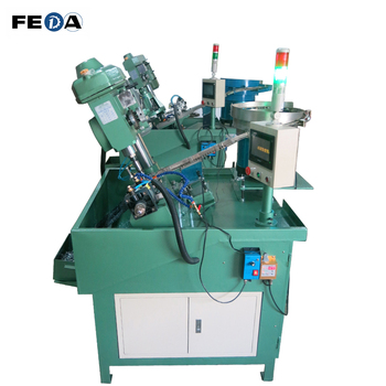 FEDA internal tapping machine Japan drilling machine automatic tube thread machine