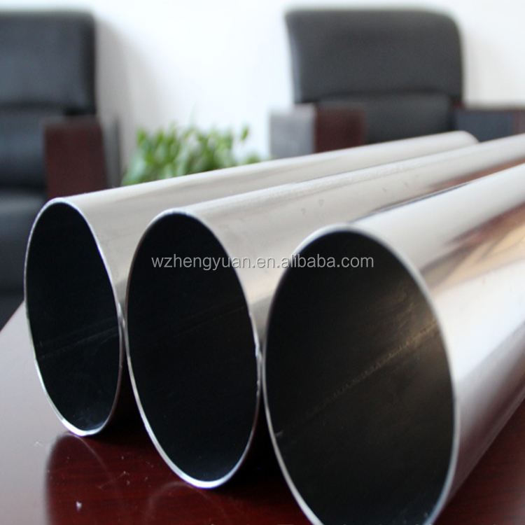 Chinese manufacture 304/316 stainless steel sanitary tube/pipe, A270 welded sanitary tubing/piping