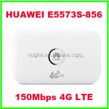 Unlocked Huawei E5573 E5573s-856 CAT4 150Mbps 4G LTE FDD 1800/2100MHz TDD 2500/2600MHz 3G Mobile WiFi Hotspot Wireless Router