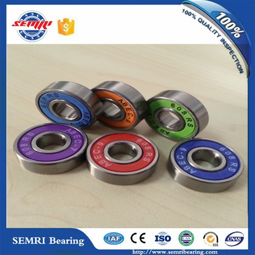 Precision bearing 608z bearing for hoverboard electric for Electric motor bearings suppliers