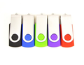 Top selling cheapest colorful business gift logo printing usb swivel flash drive