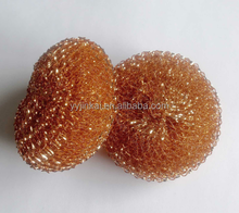 25g*2pcs copperize steel scourer/kitchen scourer /clean ball/scrubber