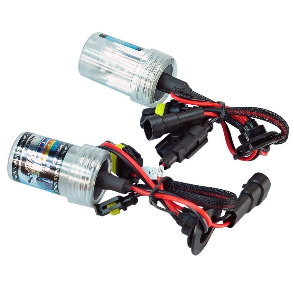 Xenon <strong>HID</strong> bulbs Lamp Conversion <strong>Kit</strong> 35W H1 H3 H7 H8 H9 H11 <strong>H10</strong> 9004 9005 HB3 9006 HB4 9007 880 881 4300K 6000K 8000K 10000K 1200