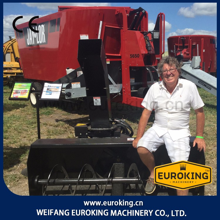EUROKING Five years warranty Pto Driven Snow Blower