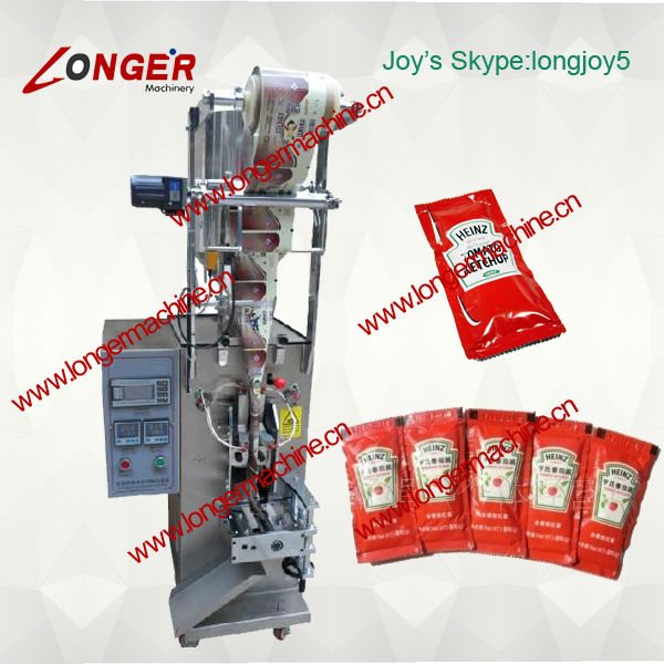 Bag Pasta sauces Packing Machine
