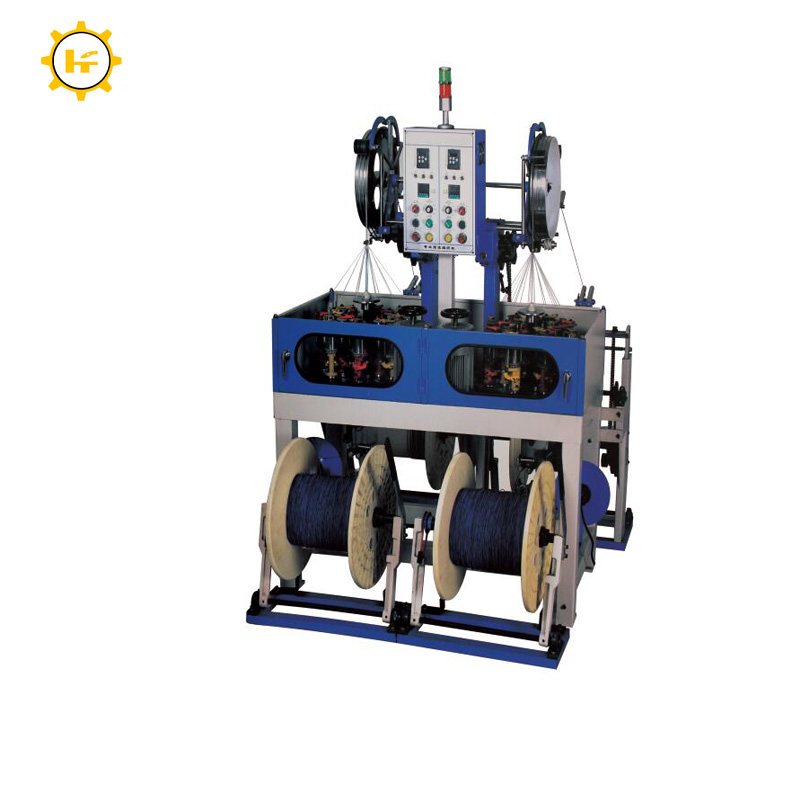 Alibaba China high speed Fully automatic cable braiding machine for braiding