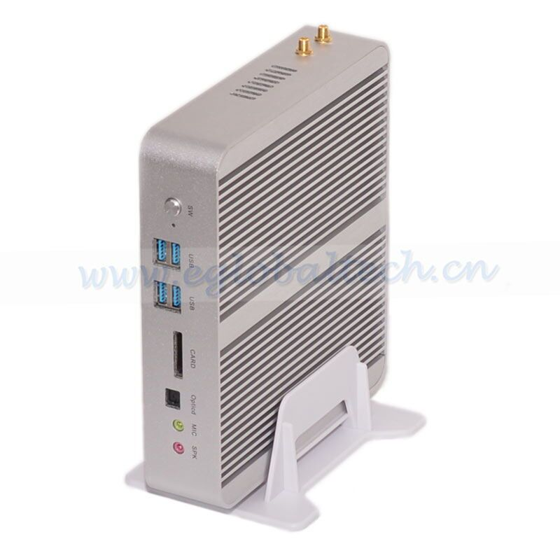 High performance Mini PC Intel Core i5 4258U 4G RAM 256G SSD Windows8 Iris HD5100 2.4Ghz desktop Computer