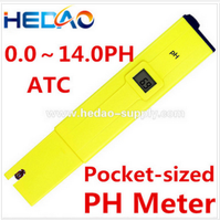 Water meters reasonable price swimming pool ph tester