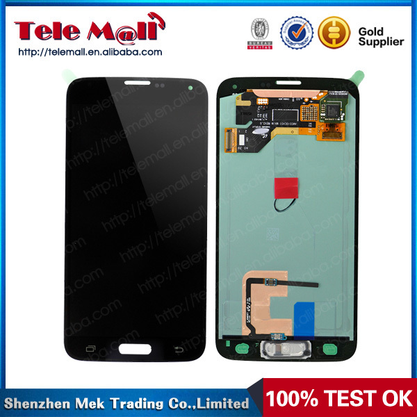 Brand New LCD And Touch Screen For Samsung Galaxy S5 i9505 i9500 LCD with Digitizer Parts