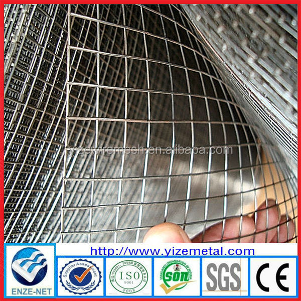 High quality galvanized and PVC coated welded wire mesh dog cage ( ISO9001 Certificated )