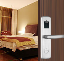 Door Lock Hotel Key Card System