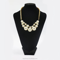 newest fashion jewerly necklace mannequin jewelry holder