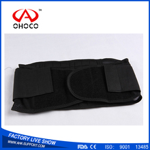 2017 new product china thermal magnetic elastic waist support medical devices with magnetic stones