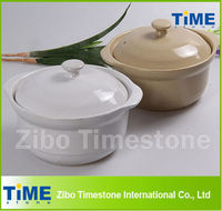 Ceramic Glazed Cooking Tureen