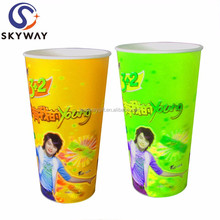 Best selling 400l plastic beer cup cover for wholesale