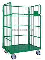 Foldable, Collapsible and Nestable Roll Cage / Rolltainer/ Roll Cart