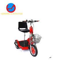 Adult Use Folding Alloy 800w 3 Wheels Standing E Scooter manufacturer