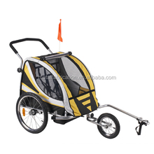 Bike Attachment Child Carrier Trailer