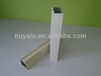 6063-T5 Aluminum Extruded Profile for Windows and Doors sell in Africa Market