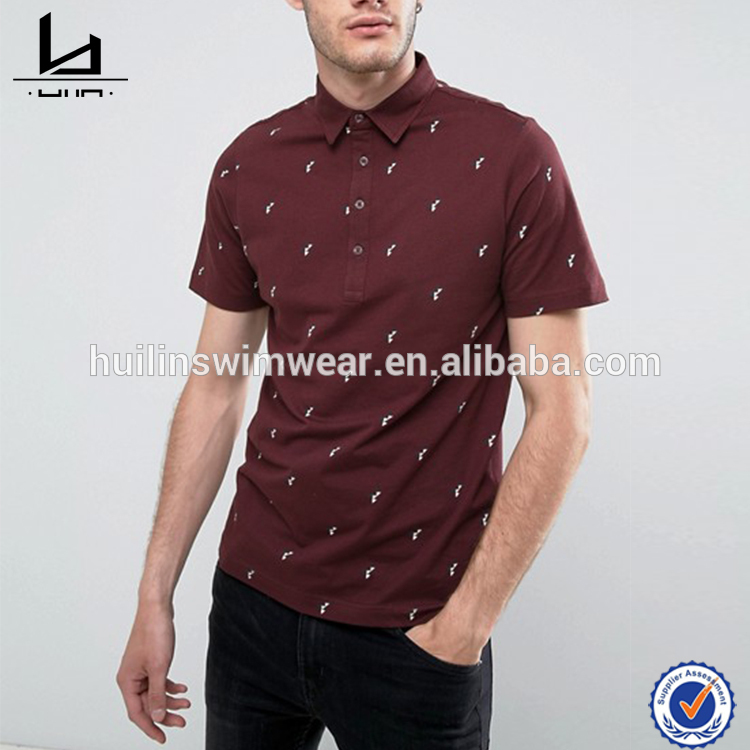 hot selling short sleeve us mens school polo shirts