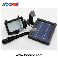 2016 Hot sell solar led flood light with CE ,ROHS