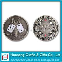 Custom Military Poker Coins