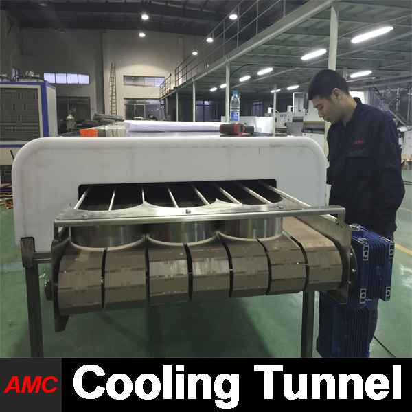 2016 Newest First Mover tube ice machine Cooling Tunnel
