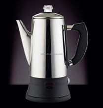 Stainless Steel Electric Coffee Maker, Coffee Percolator