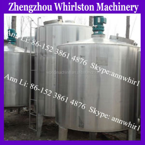 stirrer mixier tank for shampoo/soap/detergent