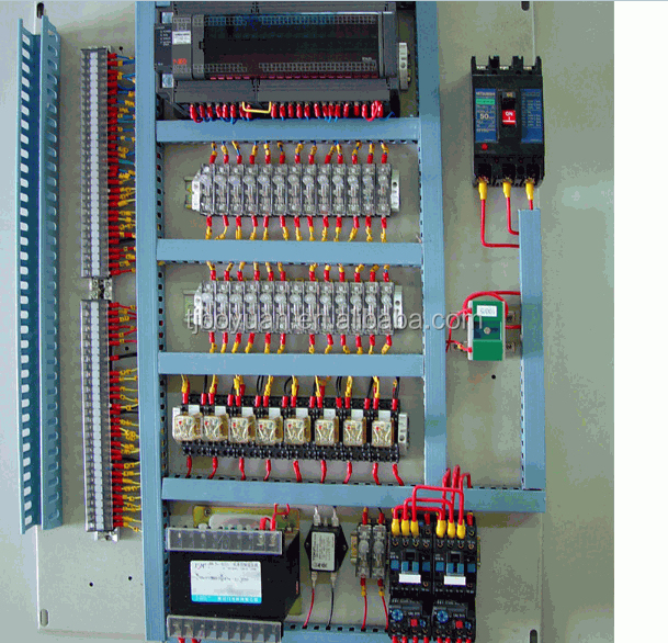 boyuan outdoor electrical distribution panel board control panel