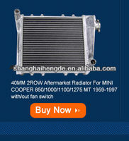 Special price radiators For NISSAN 300ZX 1989-1997 2-TURBO Z32 VG30DETT 3.0L V6 MT (NOT FIT NON-TURBO) aluminum automobile radia