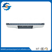 car body kit parts rear bumper for hilux vigo 2012