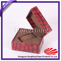Unique design donghong factory made jewelry box packaging on alibaba