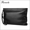 OEM leather fashion clutch bag for wholesale