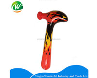 36'' inflatable flame hammer blow up toy loot party bag