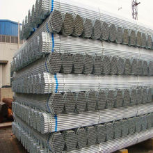 1/2' hot dip galvanized steel pipe / 21mm galvanized steel pipe for greenhouse frame