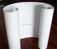 sticker materal tear resistant polymethylene synthetic paper