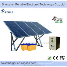 applied to farmers in remote areas 2000W solar power system