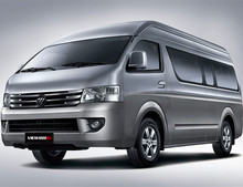 Competitive Price highroof Diesel 15 seat Passenger Mini Bus for discount price in 2017