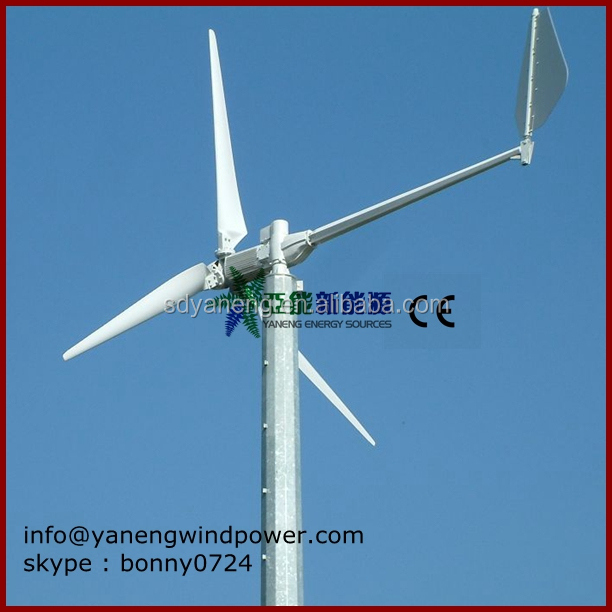 Small Wind Turbine For Home Use Part - 44: Superior Small Windmill For Home Part - 13: Small Windmill Generator Home  Use,Mini Wind Turbine 500w,1kw,2kw,2.5kw,3kw,5kw - Buy Windmill Genenrator, Wind ...