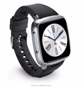 2018 Cheap waterproof 3g calling smart watch with android5.1 sim card slot touch screen watch with wifi 3g wcdma