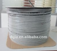 Non-siliconized/self-adhesive sealing brush strip for door