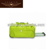 Polyester Hand Luggage Trolley Bags Sets