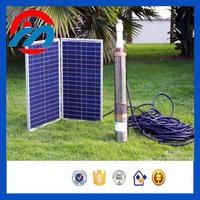 DC solar pool pump kit with solar cell solar pond pump