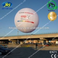 Helium self- floating advertising sky balloon