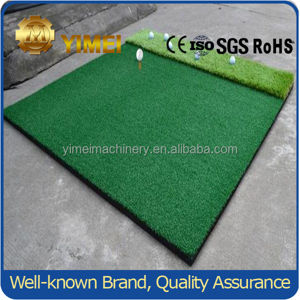 1.5*1.5m driving range dedicated golf hitting mat