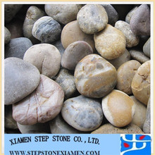 Cheap but good pebble stone for landscaping